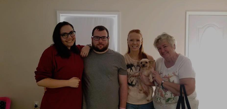 Nicole Rivera In-law family