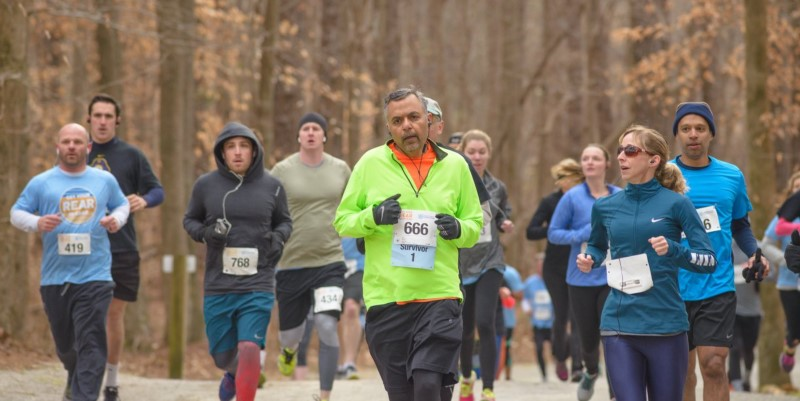 Get Your Rear in Gear Raleigh runners