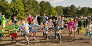 Get Your Rear in Gear Baton Rouge Kids Start