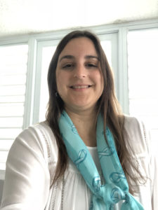Rebeca Busquets Villegas selfie