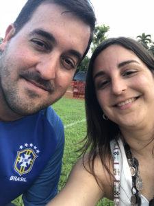 Rebeca Busquets Villegas husband