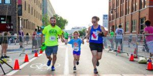 Get Your Rear in Gear Wichita family finihs