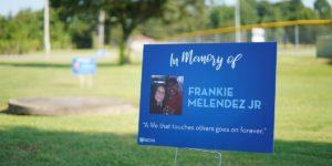 Get Your Rear in Gear Arkansas Frankie Melendez Blue Mile
