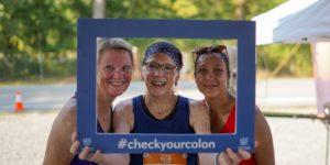 Get Your Rear in Gear Arkansas CheckYourColon frame