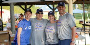 Get Your Rear in Gear Arkansas volunteers