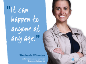 Stephanie Whooten, survivor