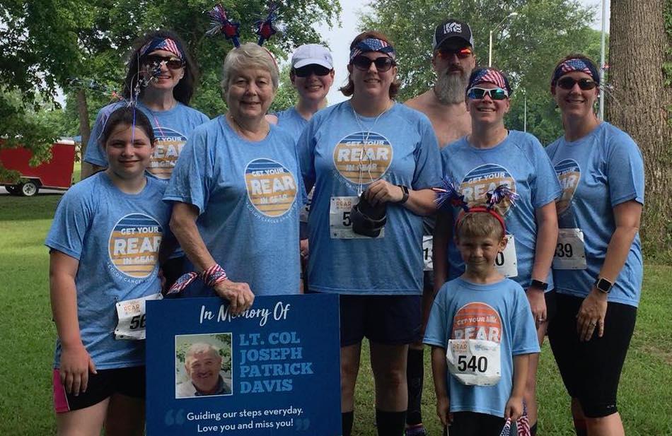 Genie Davis GYRIG Arkansas 2018