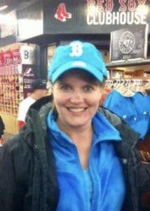 Debbie Whitmore Michele McKeen Boston Red Sox