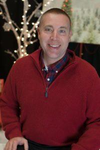 Eric Powell Christmas photo