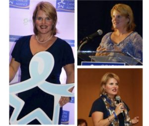 Debbie Whitmore Cancer Alliance speech