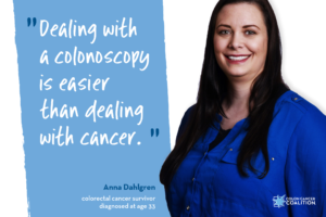 A Colonoscopy is Easier than Cancer