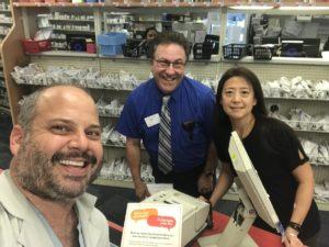 Dr Andrew Albert Chicago CVS FIT tests