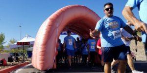 Get Your Rear in Gear Las Vegas walker start