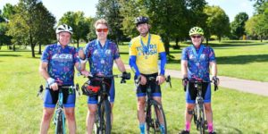 Get Your Rear in Gear Twin Cities tour de tush