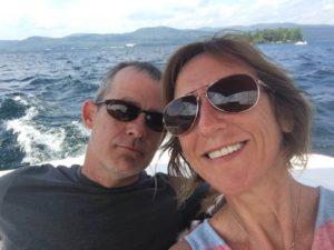 Alison Kaspersetz husband boat