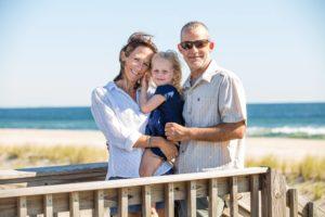 Alison Kaspersetz family photoshoot beach