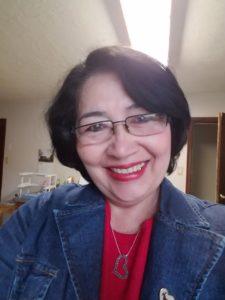 Elsy Monterrosa selfie