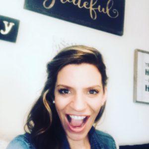 Jen Waller selfie
