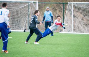 Kurt Gibson Ultimate Frisbee action