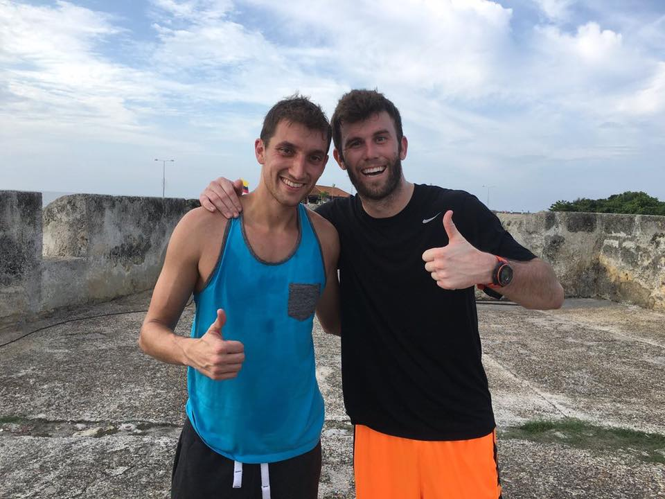 Kurt Gibson Brodie Smith Amazing Race