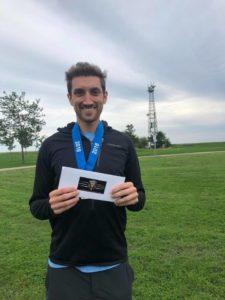 Kurt Gibson Amazing Race Chicago GYRIG 2018