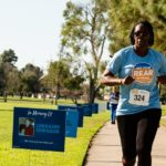Get Your Rear in Gear Orange County blue mile