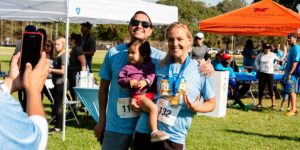 Get Your Rear in Gear Orange County top finisher