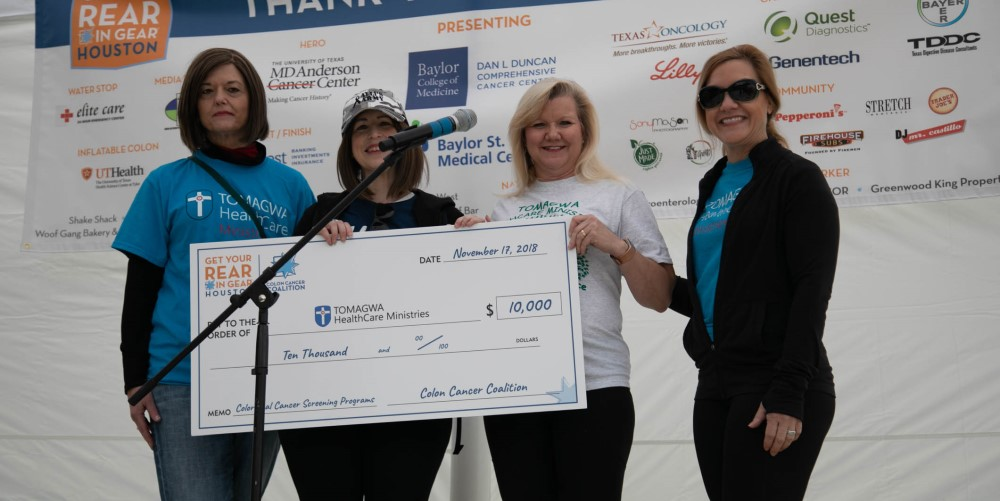 Get Your Rear in Gear Houston check presentation