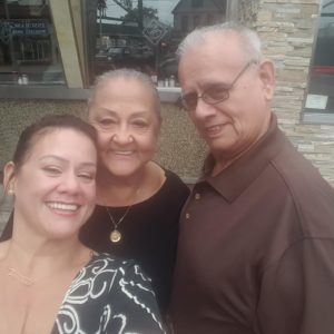 Vanessa Ghigliotty parents
