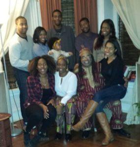 kim hall jackson family