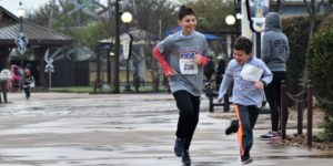 Get Your Rear in Gear San Antonio kids run
