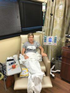 meredith potthast chemotherapy chemo
