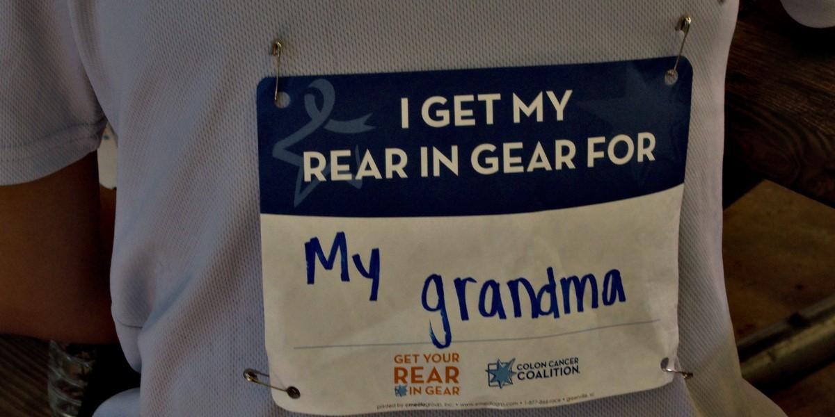 Get Your Rear in Gear Orlando honor