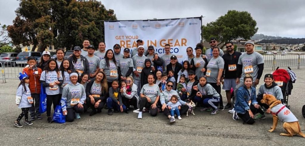 Get Your Rear in Gear San Fransicso largest team