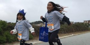 Get Your Rear in Gear San Fransicso kids runners