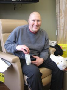 brian hargraves chemotherapy chemo