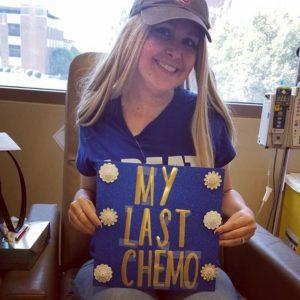 courtney maurer last chemo kansas