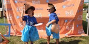 Get Your Rear in Gear Green Bay kids2