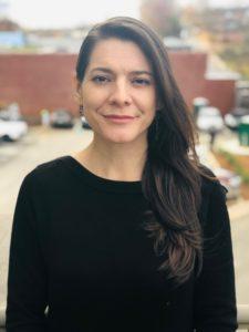 Kylee Diaz, WNC-CRCSI program manager