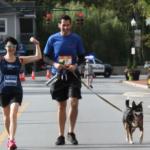 Get Your Rear in Gear Columbus survivor finish