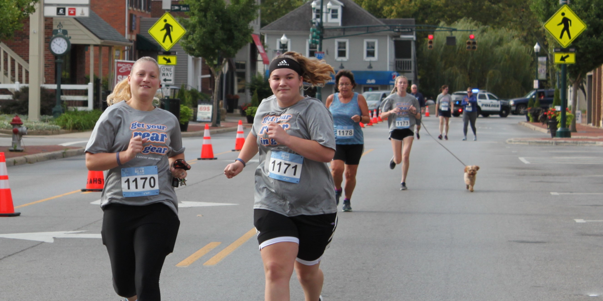 Get Your Rear in Gear Columbus runners