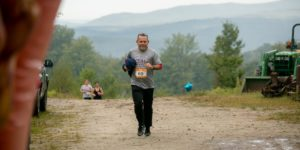 Get Your Rear in Gear New Hampshire runner