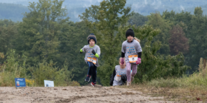 Get Your Rear in Gear New Hampshire kids run