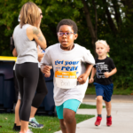 Get Your Rear in Gear Twin Cities kids run