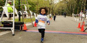Get Your Rear in Gear New York City kid run