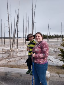 nancy cheadle-winberg son yellowstone national park