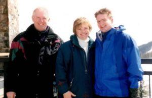 Dan, Paula and Sean McQuillen
