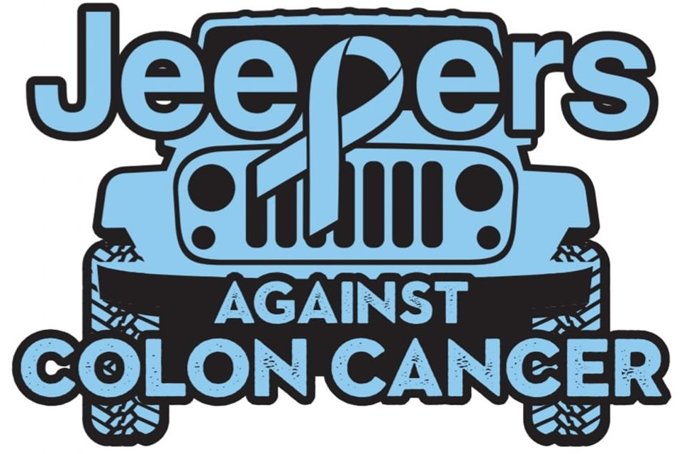 Jeepers Against Colon Cancer Colon Cancer Coalition