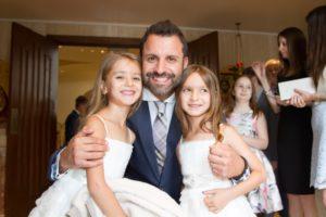 Steve S and girls