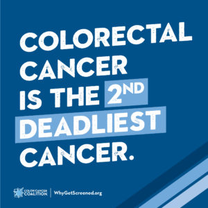 Colon Cancer Facts Colon Cancer Coalition